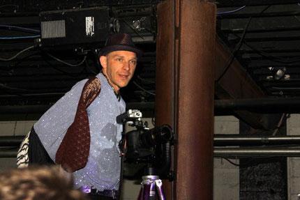 Photo of Benoit Lacasse courtesy of Ian Shreier
