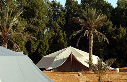 Campamento Yadis Ksar Ghilane