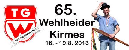 Wehlheider Kirmes 2013