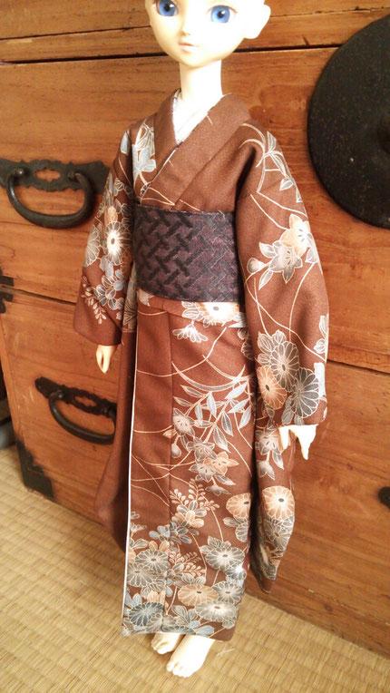 SD13 着物,SD13 kimono,スーパードルフィー 13