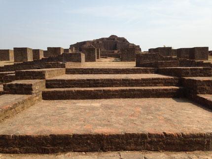 サイト2 僧院・宮殿跡