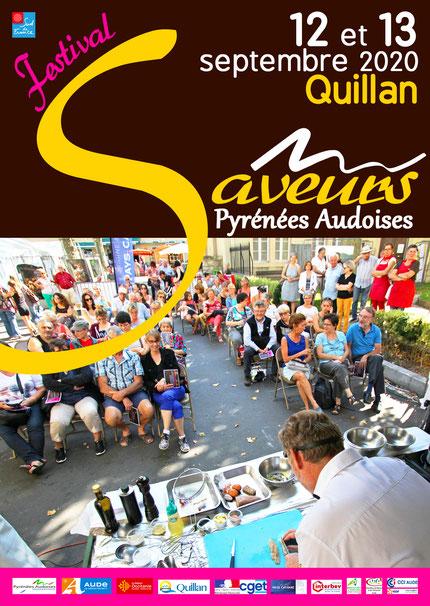 Festival des Saveurs Pyrénées Audoises 2020
