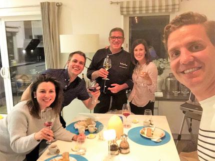 Chef à domicile, chef à la maison, chef à domicile Grasse, Cours de cuisine à domicile, cours de cuisine Grasse