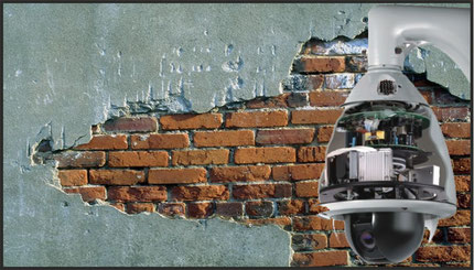 Überwachungskamera PTZ Kamera IP Kamera