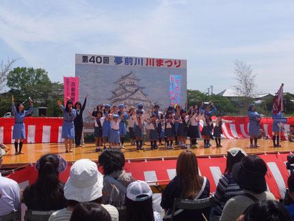 夢前川川まつり2014