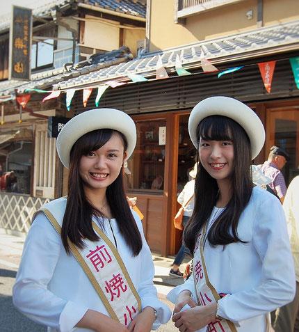 Okayama Bizenyaki tour , 岡山の旅 , 備前焼小町
