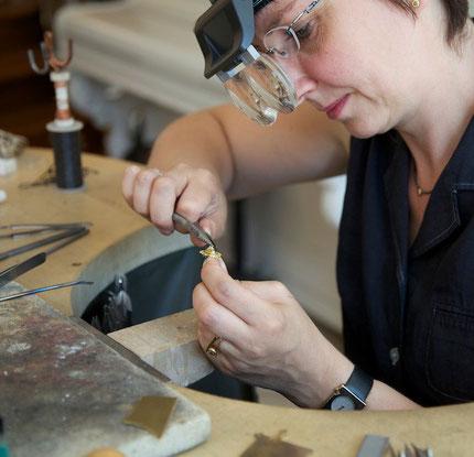 Goldschmiede & Schmuckwerkstatt zierwerk Melanie Karner