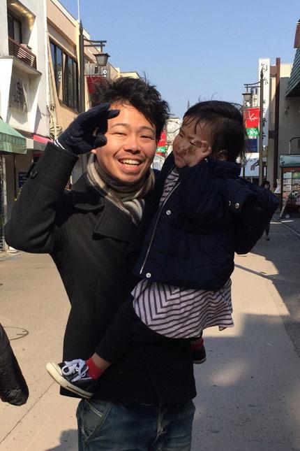 横浜・日吉・菊名・美容室☆女性の笑顔を作る専門家☆美容家 奥条勇紀 ママと息子の壮絶カット