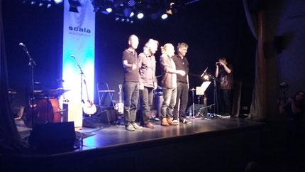 CD-Taufe Saesch Singer-Songwriter