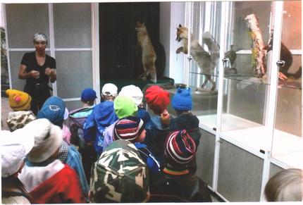 Экскурсия в краеведческий музей города Гая.