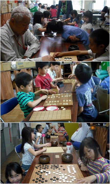 囲碁将棋教室