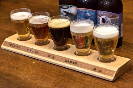 大雪地ビール お試しセット