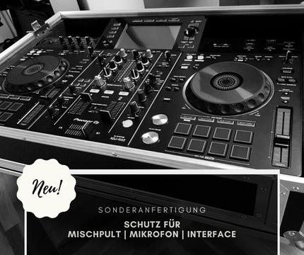 Case DJ Controller