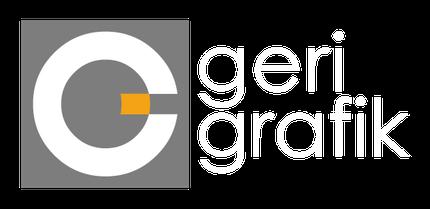 Geri Grafik Logo