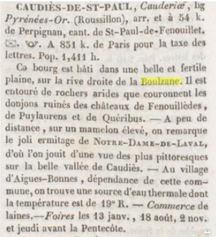 Dictionnaire de toutes les communes de France