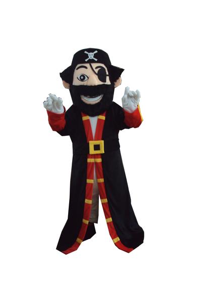 mascotte pirate