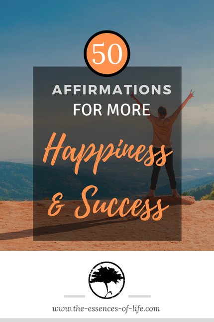 Affirmations success happiness