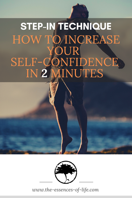 NLP Self-confidence Anchoring