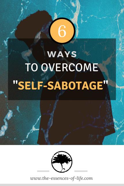 Self-sabotage goals anxiety