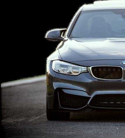 BMW M3 Frontansicht
