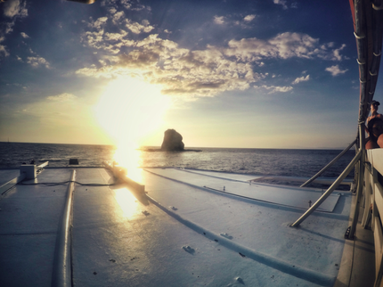 Monkey Head Island - Golfo de Papagayo