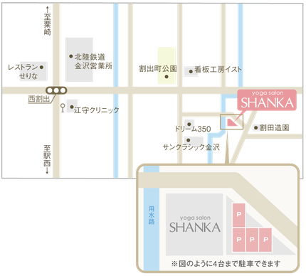 SHANKA map