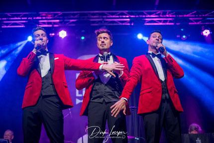 Die 3 Liköre - Frank, Arvid & Daniel - Swing My Wedding