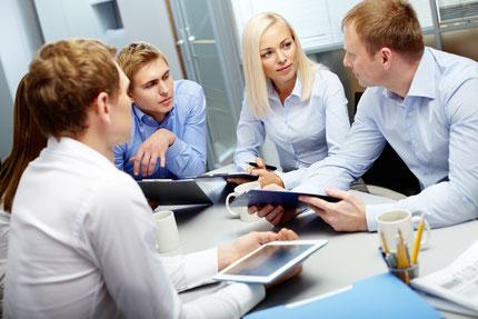 Versicherungen für Unternehmensgründer und Existenzgründer