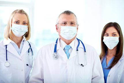 Arzt-Berufshaftpflicht und Praxisversicherung