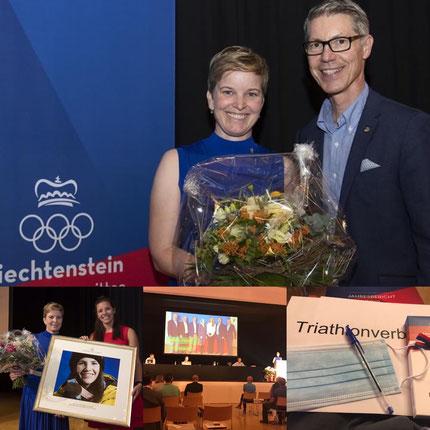 Stefan Marxer ist neuer LOC Präsident, Tina Weirather und Isabel Fehr werden zu Ehrenmitglieder gewählt