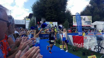 Michele Paonne beendet die Langdistanz WM als Achter