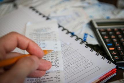 Controla tus gastos para superar la cuesta de febrero - AorganiZarte
