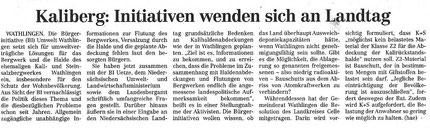 Quelle: Cellesche Zeitung, 23.06.2016