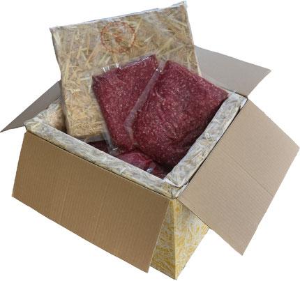 Galloway Fleischpaket direkt vom Landwirt bestellen