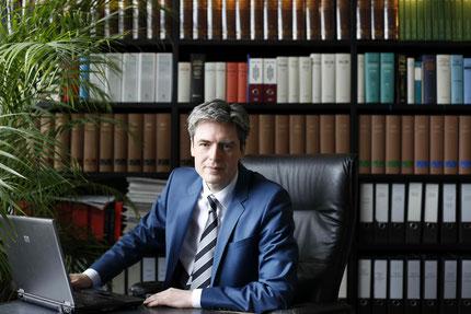 Rechtsanwalt Schiller berät Unternehmer