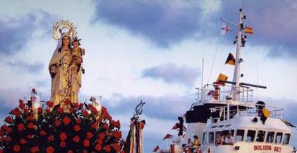 Fiestas en Sagunto Fiestas del Carmen