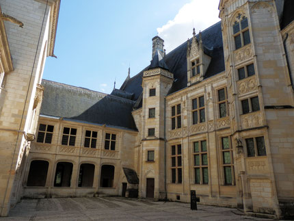 Le palais Jacques Coeur à Bourges (photo : Michel Locatelli)