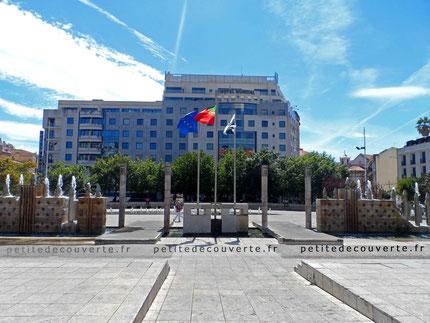 Martim Moniz  à Lisbonne