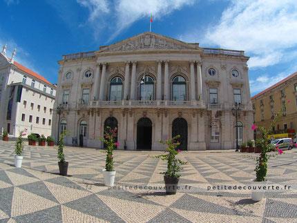 Câmara municipal de Lisboa - Chambre municipale de Lisbonne