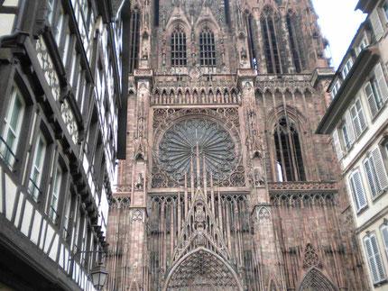 Der Münster von Strasbourg