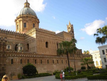 Die Kathedrale von Palermo