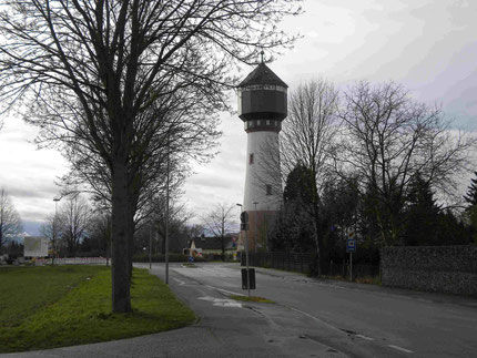 Der Wasserturm von Kehl
