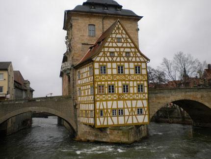 Rathaus zu Bamberg