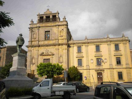 Die Kathedrale von Enna