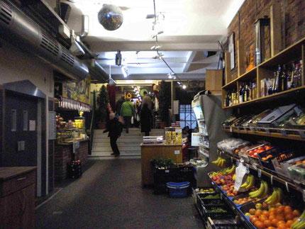 Die kulinarische Markthalle
