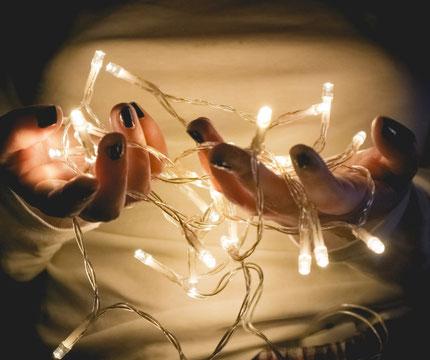 Entscheide dich bewusst, wie du die Weihnachtszeit erleben möchtest.
