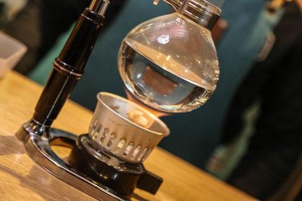 syphon, olas del café, café, cafe en grano, café molido, café de especialidad, café de Colombia,