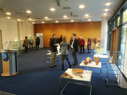 Ausstellung in der Handwerkskammer Wiesbaden 2017