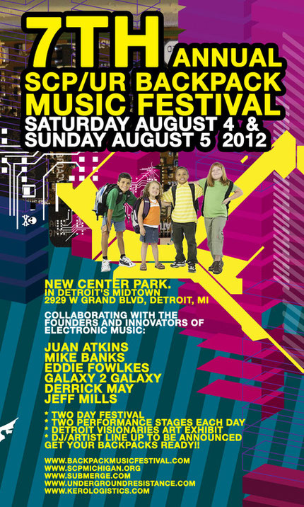 SCP Backpack Music Festival