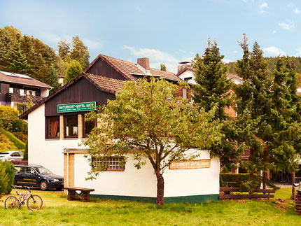 Harz Natural Food Hotel in Bad Grund
